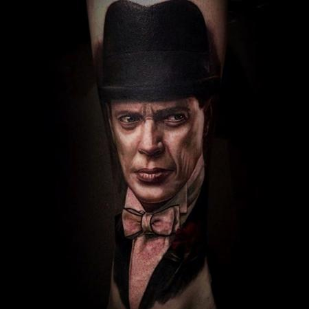tattoos/ - nucky thompson from boardwalk empire - 109354