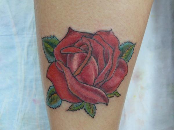 tattoos/ - Rose Tattoo - 49550