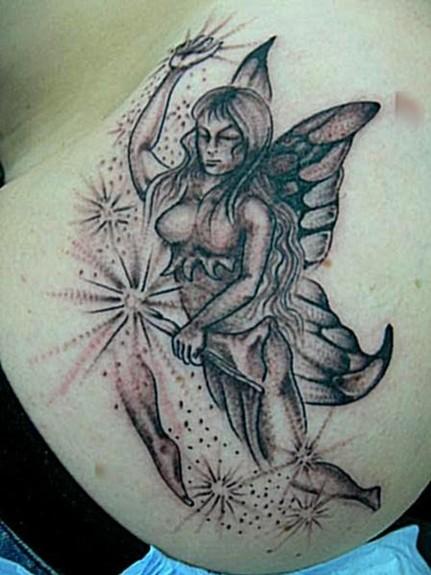 tattoos/ - Fairy Tattoo - 49551