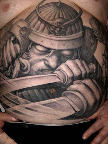 tattoos/ - Evil warrior tattoo - 28942