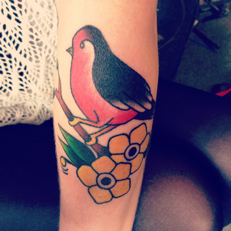 tattoos/ - Traditional bird - 70727