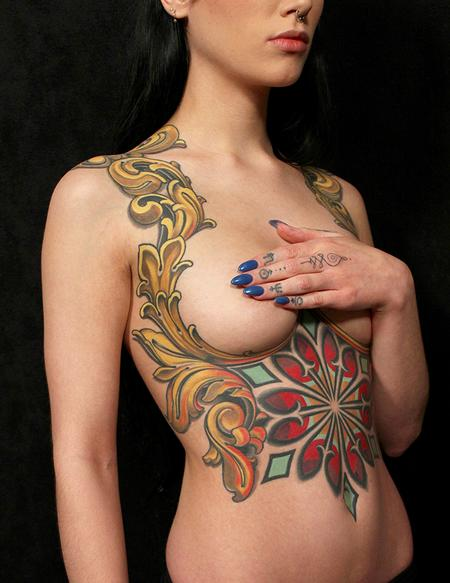 tattoos/ - Savannah's Torso - 109123