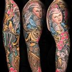 Tattoo-Books - Gone With the Wind - 109118