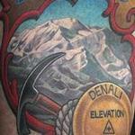 Denali  Tattoo Thumbnail