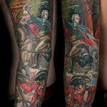 Tattoo-Books - Battle of Cowpens - 128061