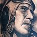 Tattoo-Books - Pilot portrait - 28619