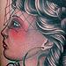 Tattoo-Books - Saloon Girl - 28620