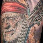 Willie Nelson Tattoo Thumbnail