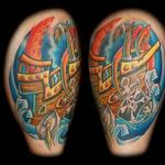 tattoo galleries/ - Pirate ship - 122758