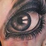 An eye Tattoo Design Thumbnail