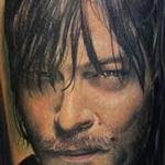 Daryl Dixon Tattoo Design Thumbnail