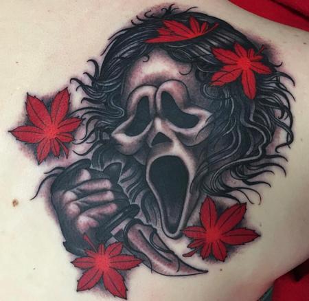 tattoos/ - NeoJapanese Ghostface  - 132564