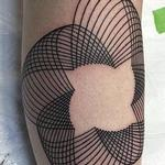 Geometrical Blackwork Tattoo Tattoo Design Thumbnail