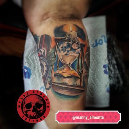 tattoos/ - hourglass - 129643