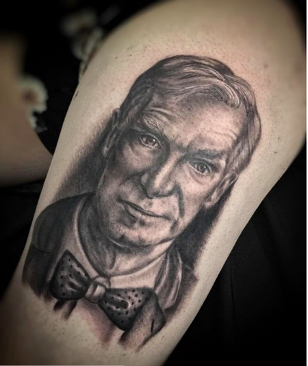 tattoos/ - bill nye - 129703