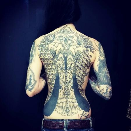 tattoos/ - Back Piece - 99038