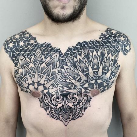 tattoos/ - Chest Piece - 99036