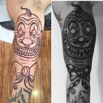 tattoos/ - freehand clown - 130733