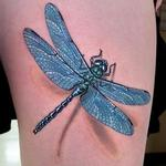 DRAGONFLY Tattoo Design Thumbnail