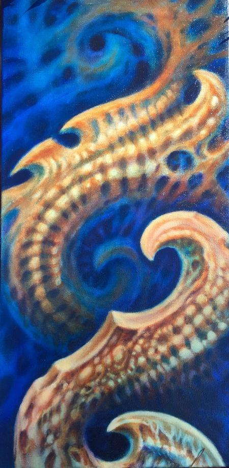 Art Galleries - Biohio weed dragon - 111891