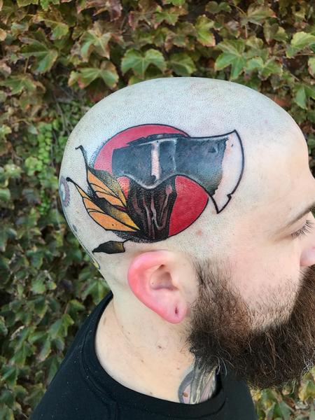tattoos/ - Axe  - 131587