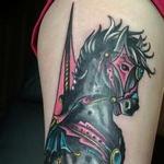 Carousel horse Tattoo Design Thumbnail