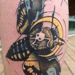 Deaths Head Tattoo Design Thumbnail