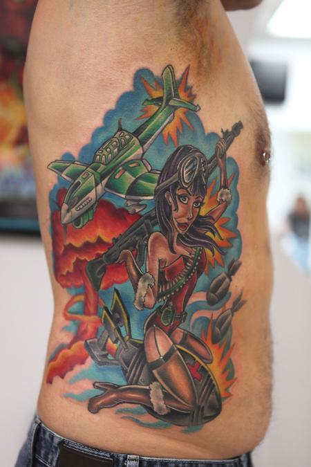 tattoos/ - Pinup Tattoo - 66738