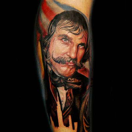 tattoos/ - Gangs of New York  - 122704