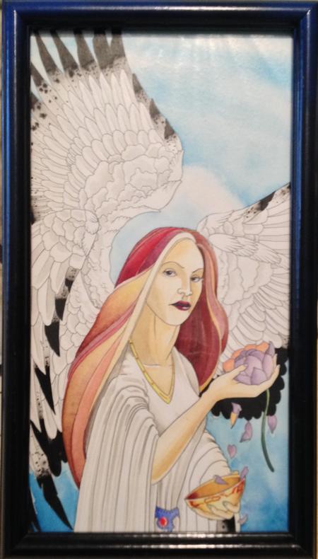 Art Galleries - Angel Lady - 96171