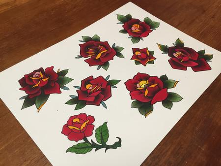 Art Galleries - Rose Flash - 101433