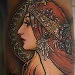 tattoos/ - Mucha on inside of the arm - 99247