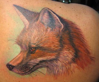 tattoos/ - Fox Tattoo - 29546