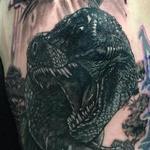 Tyrannosaurus Rex Tattoo Design Thumbnail