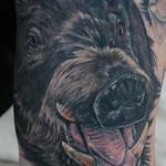 What a Boar Tattoo Design Thumbnail