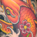 Koi & Lotus Sleeve Tattoo Design Thumbnail