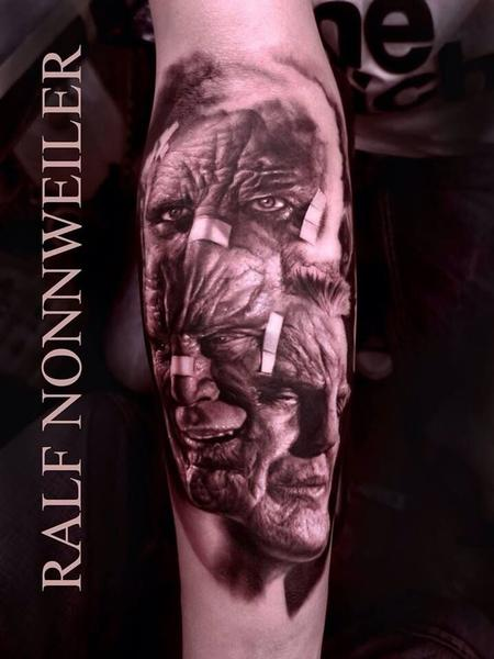 tattoos/ - Marv Portrait Tattoo - 115689