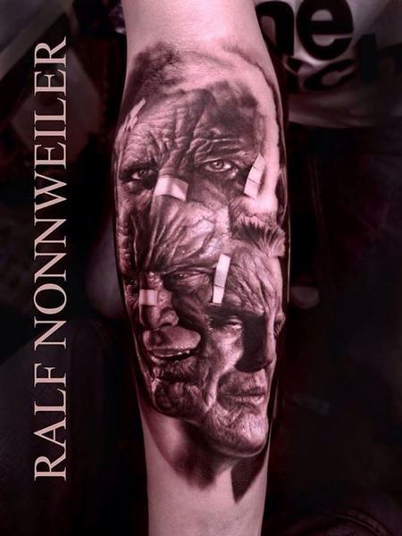 tattoos/ - Sin City - Marv - 100189