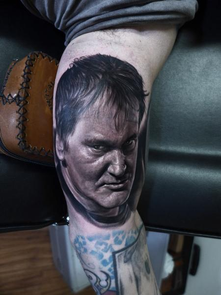tattoos/ - Quentin Tarantino Tattoo - 115692