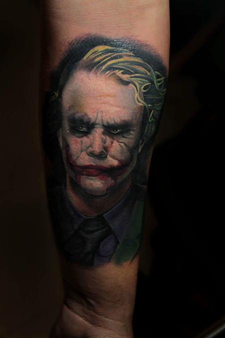 tattoos/ - Heath Ledger  - 114212