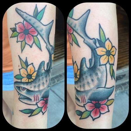 tattoos/ - Shark - 122695