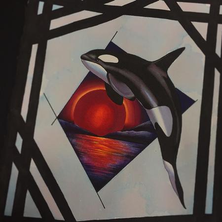 Art Galleries - Whale - 108011