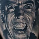 Dracula Portrait Tattoo Tattoo Design Thumbnail