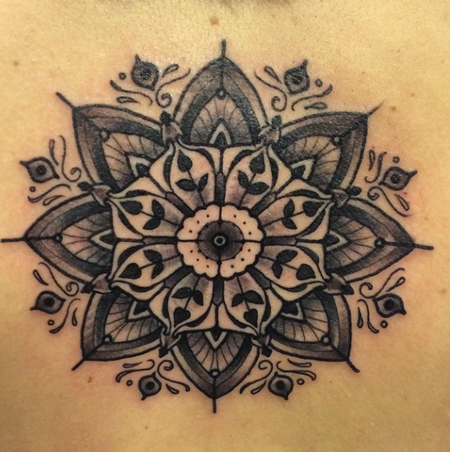 tattoos/ - Blackwork Geometric Design - 101826