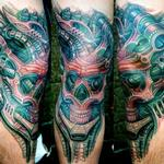 Leg Tattoo Design Thumbnail