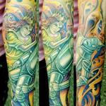 Arm Tattoo Design Thumbnail