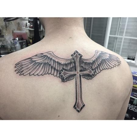 Cross - Cross & Wings