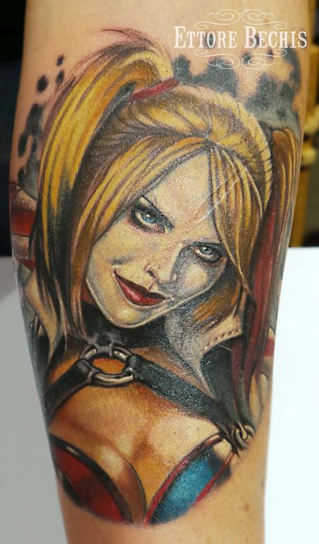 tattoos/ - Harley Quinn - 115569