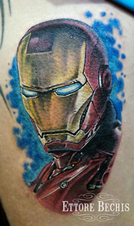 tattoos/ - Iron Man - 115570