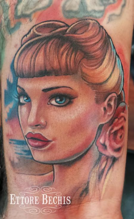 tattoos/ - Pin Up - 115571